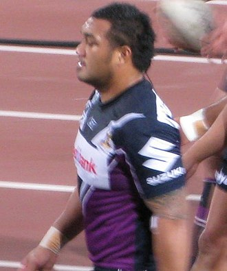 Jeff Lima - Lima while playing for Melbourne in 2008