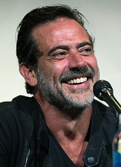 Jeffrey Dean Morgan 2016.