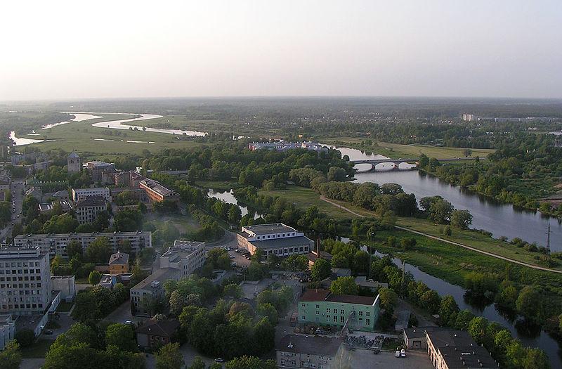 File:Jelgava Aerial View - panoramio - Igors Jefimovs (1).jpg