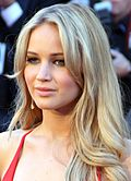 Jennifer Lawrence at the 83rd Academy Awards face (cropped).jpg