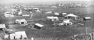 History of Johannesburg - Jeppestown in 1888