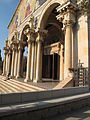 Jerusalem, Church of Gethsemane, front side.JPG