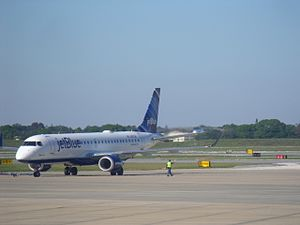 Sarasota–Bradenton International Airport - JetBlue operations at SRQ