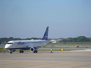 Sarasota–Bradenton International Airport - JetBlue operations at SRQ
