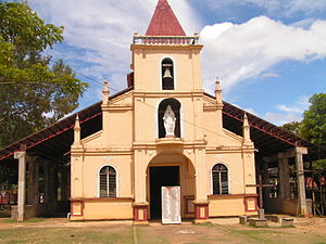 Getafe, Bohol - Roman Catholic Church, Getafe