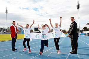 Little Athletics - In July 2014, Jetstar Airways became the first naming partner of Little Athletics Australia with a two-year sponsorship deal.
