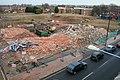 Job Centre Demolition 19th Dec 2008 - geograph.org.uk - 1084212.jpg