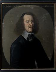 portrait of Jobst Christoph Kress von Kressenstein (1597-1663)