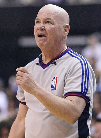 Joey Crawford - Joey Crawford in 2008