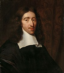 Portrait of Johan de Witt (1625-72), Grand pensionary of Holland
