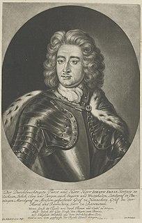 Johann Ernst III, Duke of Saxe-Weimar Duke of Saxe-Weimar from 1683–1707