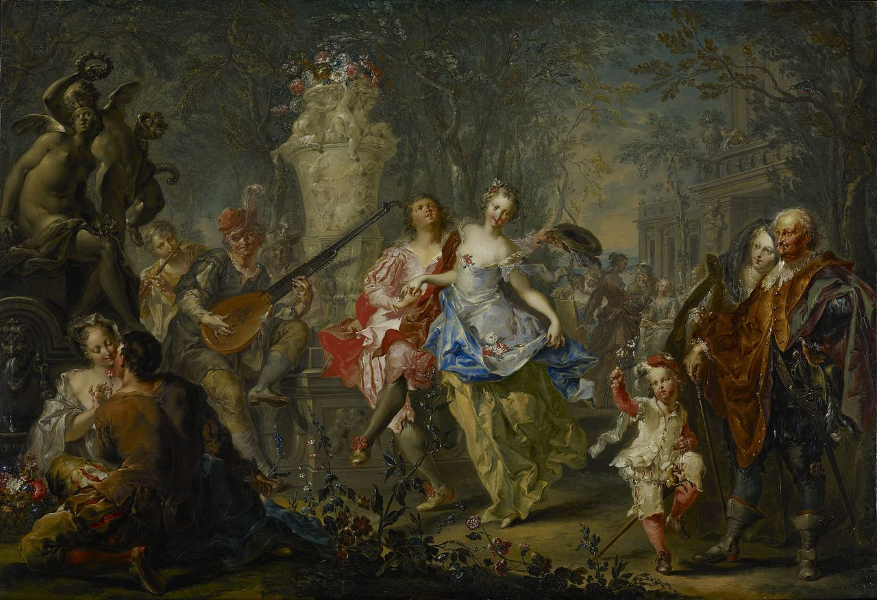Johann Georg Platzer - Frühling (aus der Folge Die Freuden der Jahreszeiten).jpg
