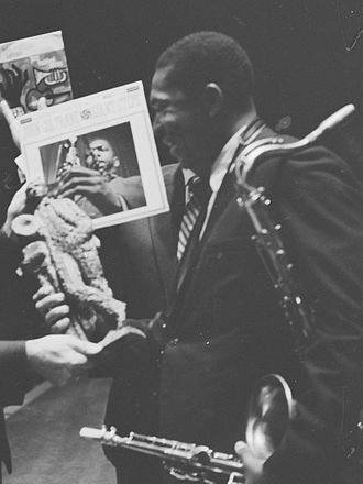 John Coltrane - Coltrane in Amsterdam, 1961)