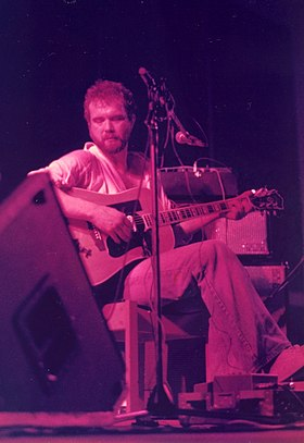 John Martyn British singer-songwriter and guitarist