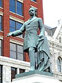 John Cabell Breckinridge memorial - Lexington, Kentucky - DSC09112.JPG