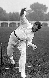 John Rawlin English county cricketer