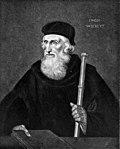 John Wycliff, last of the schoolmen and first of the English reformers - JOHN WYCLIF. THE DENBIGH PORTRAIT.jpg