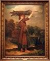 John hoppner, contadina che trasporta una fascina di legna da ardere, 1775-1800 ca.jpg