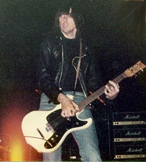 Johnny Ramone American guitarist and songwriter
