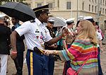 Joint Base San Antonio military ambassadors join Fiesta royalty, special guests to kick off Fiesta San Antonio 150416-N-UR169-008.jpg