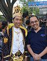 Jokowi and me IMG-20140904-WA0009.jpg