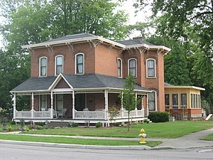 National Register of Historic Places listings in Fulton County, Ohio
