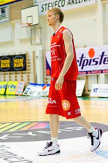 Joonas Suotamo Finnish basketball player and actor