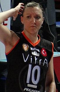 Jordan Larson American volleyball player
