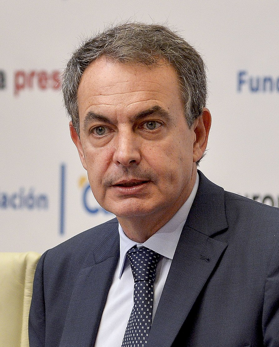 José Luis Rodríguez Zapatero 2015b (cropped)