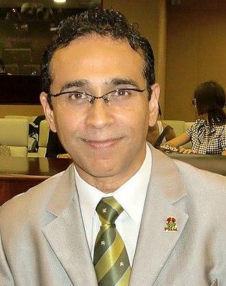 2009 Macanese legislative election - Image: José Pereira Coutinho (cropped)