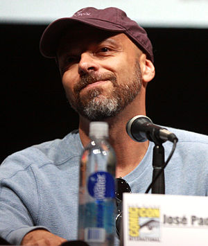 José Padilha - José Padilha at the San Diego Comic-Con in July 2013.
