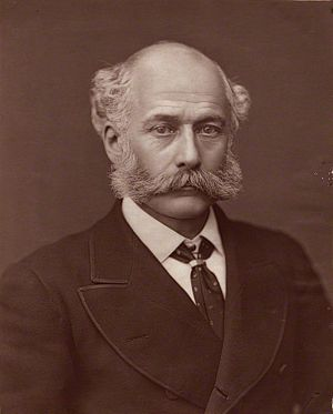 English: Joseph Bazalgette, civil engineer