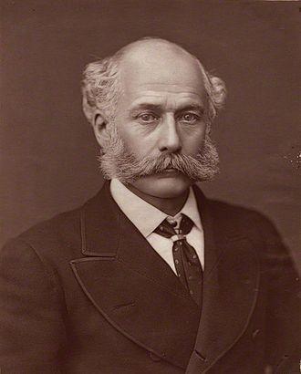 Joseph Bazalgette - Image: Joseph Bazalgette Portrait