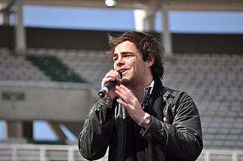 Juan Pedro Lanzani 2011-08-21