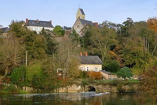 Juigné-sur-Sarthe Commune in Pays de la Loire, France