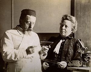 Joseph Jules Dejerine - Jules and Augusta Dejerine