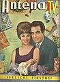 Julia Sandoval & Eduardo Rudy by Annemarie Heinrich, Antena TV 1963.jpg