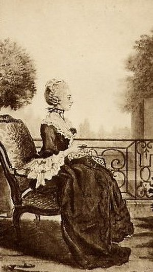 Jeanne Julie Éléonore de Lespinasse - Julie de Lespinasse