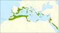 Juniperus phoenicea range.png