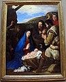 Jusepe de ribera, adorazione dei pastori, 1650, 01.JPG