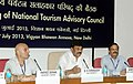K. Chiranjeevi chairing the meeting of the National Tourism Advisory Council, in New Delhi on July 15, 2013. The Secretary, Ministry of Tourism, Shri Parvez Dewan is also seen.jpg