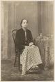 KITLV 10008 - Kassian Céphas - Ratu Angger, sister of Hamengkoe Buwono VII sultan of Yogyakarta, in court dress - Around 1885.tif