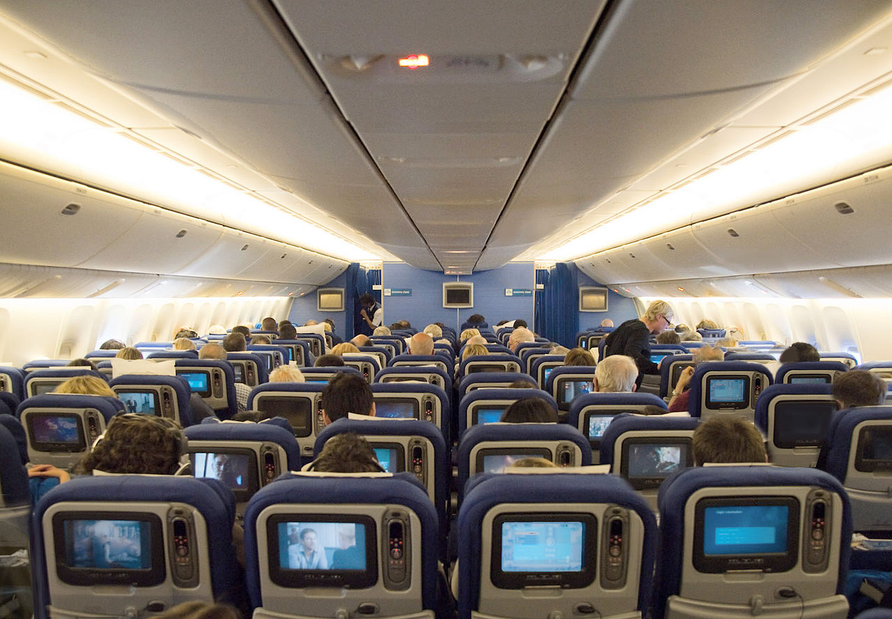 Air france seat assignment