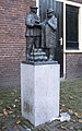 Kaashandelaren John Bier Waagplein Alkmaar.jpg