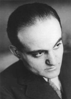 Pál Kadosa - Pál Kadosa, 1933