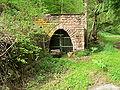 Kaefersteige tunnel 1960.JPG