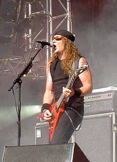 Kai Hansen German musician