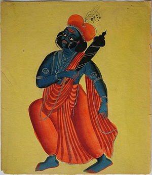 Arise, awake, and stop not till the goal is reached - In the 1.3.14 chapter of Katha Upanishad, this sloka can be found, where Yama (pictured) is teaching Nachiketa the methods of Yoga.