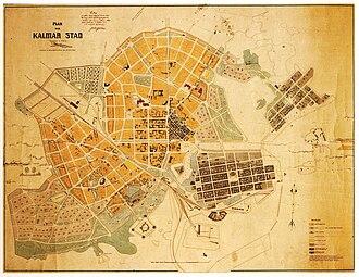 Kalmar - Image: Kalmar 1906