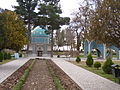 Kamal-ol-Molk mausoleum & Attar Mausoleum - Nishapur - 2012-02-29.JPG